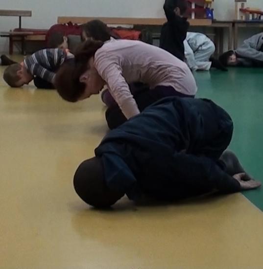 Danse à l'école 1