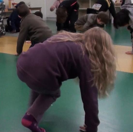 Danse à l'école 2