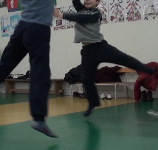Danse à l'école 3