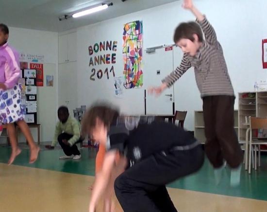 Danse à l'école 4