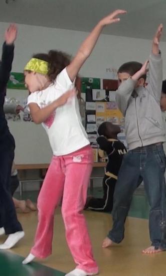 Danse à l'école 5