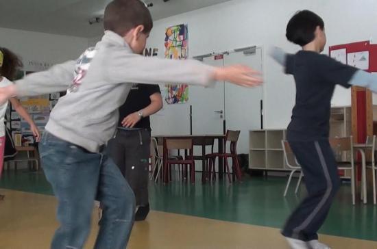 Danse à l'école 6