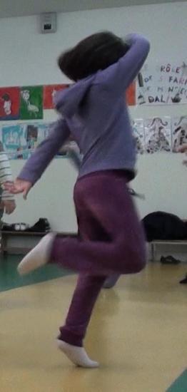 Danse à l'école 7